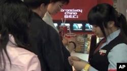 中国娱乐业和观看电影活动蓬勃发展
