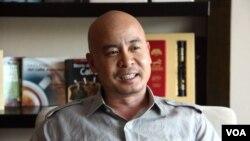 Ông Đặng Lê Nguyên Vũ, chủ tịch công ty cà phê Trung Nguyên