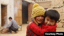 中国目前有6000万留守儿童