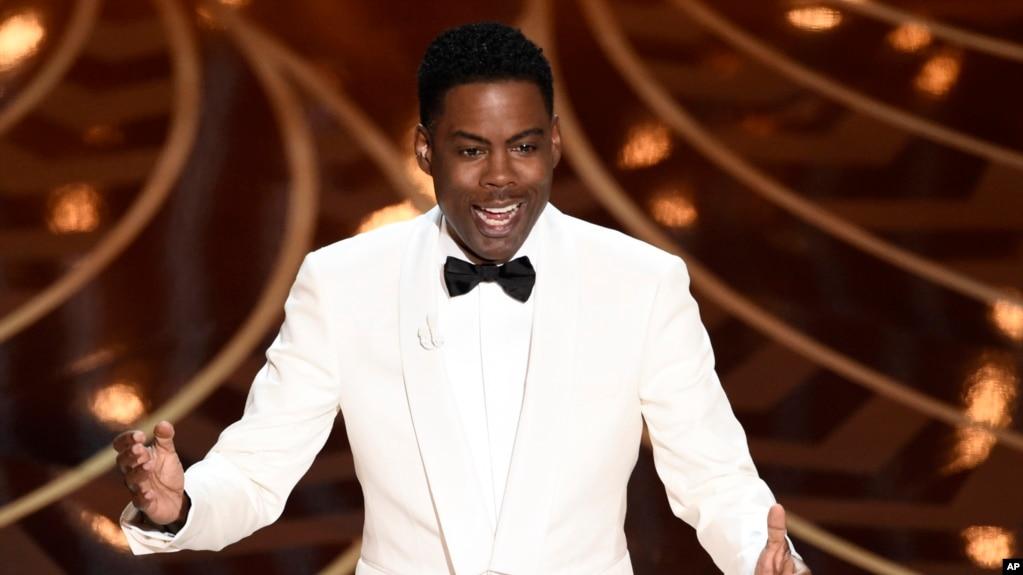 Chris Rock, anfitrión de la entrega del Oscar en el Dolby Theatre de Los Angeles, California. 28-2-16.