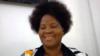 Navita Ngolo, deputada da UNITA