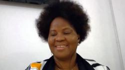 """AFS 2 Out 2020 """"A corrupção e o MPLA andam juntos"""" – Navita Ngolo"""