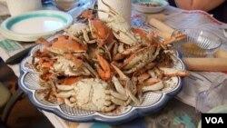 Los cangrejos podrían costar más esta temporada en Maryland.