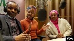 Usman Ahmad, Maryam Bugaje da Sarfinatu Sodangi ke kawo muku Yau da Gobe! daga Washington, D.C.