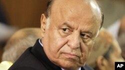 Shugaban kasar Yemen Abed Rabbo Mansour Hadi