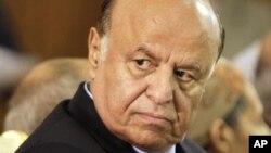 Presiden Yaman, Abdu Rabu Mansour Hadi