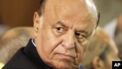 Shugaban Kasar Yamal Abed Rabbo Mansour Hadi