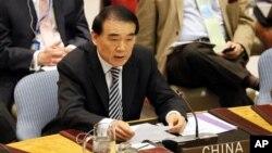 Dutabesar Tiongkok yang saat ini menjabat sebagai ketua Dewan Keamanan PBB, Li Baodong (Foto: dok).