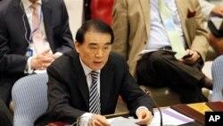 Kineski ambasador Li Baodong u Savetu bezbednosti UN-a