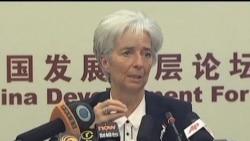 2012-03-18 粵語新聞: 國際貨幣基金稱讚中國經濟政策