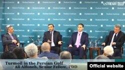 بررسی تبعات جهانی مقابله ایران و عربستان در اندیشکده هادسون - جمعه ۱۵ ژانویه ۲۰۱۶