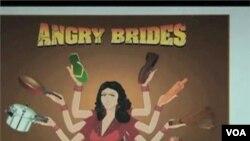 """Game """"Pengantin Perempuan yang Berang"""" di Facebook kembali menarik perhatian sehubungan dengan masalah yang telah lama ada di India, yaitu praktik pemberian mahar yang dilarang, atau pemberian mas kawin dari keluarga pengantin perempuan kepada keluarga pe"""