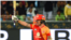 اسلام آباد یونائیٹڈ کے رونکی نے 39 گیندوں پر 94 رنز کی دھواں دار اننگ کھیلی۔