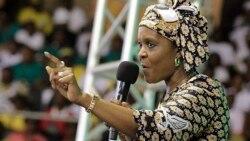 Grace Mugabe Breathes Fire, Dresses Down Bulawayo Rally Attendants