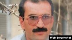 غلامرضا خسروی، زندانی سیاسی که روز یکشنبه ۱۱ خرداد ماه اعدام شد.