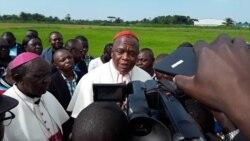Cardinal Fridolin Ambongo akomi na Beni