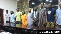 Wasu 'yan Boko Haram da suka mika kansu da kansu a shekarun bayan