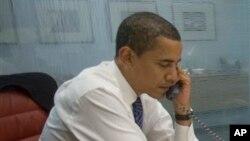 Presiden Amerika Barack Obama mendesak agar Presiden Mesir Mohamed Morsi melindungi demokrasi bagi semua warga Mesir dalam pemilu mendatang (Foto: dok).