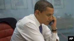 Президент США Барак Обама (архивное фото)