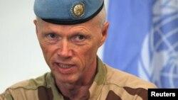 شام میں اقوام متحدہ کے نگران مشن کے سربراہ میجرجنرل رابرٹ موڈ