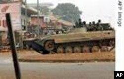 Assistência financeira aumenta protagionismo angolano em Bissau