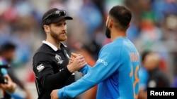 ICC Cricket World Cup Semi Final - India v New Zealand - July 10, 2019