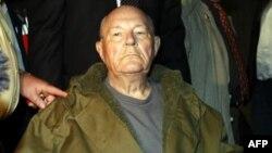 Bị can Demjanjuk, 91 tuổi, đã tiếp tay sát hại gần 28.000 người trong thời gian làm cai ngục tại một trại tử thần của Đức quốc xã thời đệ nhị thế chiến