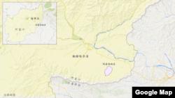 阿富汗东部楠格哈尔省纳兹扬地区