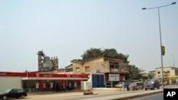 Estrada da Cuca-Sambizanga, Luanda