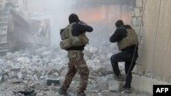 Progress Against ISIL