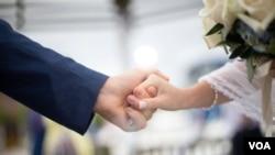 Pernikahan. (Foto: ilustrasi)