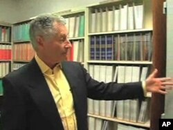 Leonard Kleinrock, the developer of packet switching