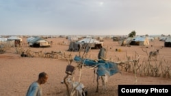 Some 70,000 refugees from northern Mali are stranded in the Mauritanian desert with little hope of a quick return home, according to a report by Doctors Without Borders.