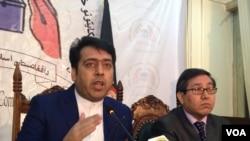 عبدالستار سعادت رئیس کمیسیون شکایات انتخاباتی
