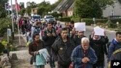 په ډنمارک کې وروستنۍ نظر پوښتنې ښي چې ددې هیواد اکثر اوسیدونکي د مهاجرت اړوند سختو قوانینو د غوره کولو غوښتونکي دي