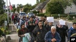 سال گذشته ۲۱ هزار نفر در دنمارک درخواست پناهندگی داد.