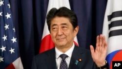 ေအာက္လႊတ္ေတာ္ကုိ ၀န္ႀကီးခ်ဳပ္ Shinzo Abe