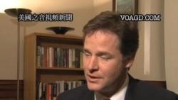 2011-12-13 美國之音視頻新聞: 卡梅倫為否決修訂歐盟條約辯護