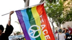 Bandeira da comunidade LGBTQ