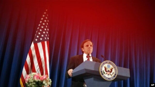 Michael Posner, the assistant Secretary of State, Bureau of Democracy, Human Rights and Labor (file photo)