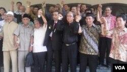 Setelah tokoh seni dan budayawan Solo menggelar Aksi Damai 'Stop Kekerasan' (26/9), GP Ansor dan organisasi pemuda lainnya di Jakarta mengutuk aksi teror.