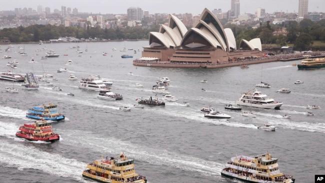 唱红唱到大洋洲,洪湖赤卫队将赴悉尼歌剧院