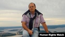 "Oyub Titiev of Russian NGO ""Memorial"""