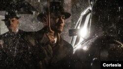 Yönetmenliğini Steven Spielberg'ün yaptığı, başrolde Tom Hanks'in oynadığı 'Casuslar Köprüsü' adlı film, Berlin'in Soğuk Savaş'taki rolünü yeniden hatırlatacak.
