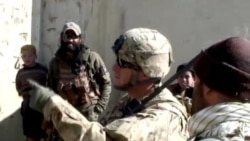 Afg'onistonda politsiyachi yollash amri mahol/Afghan police recruitment