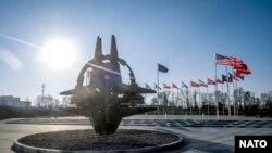 NATO štab, Brisel