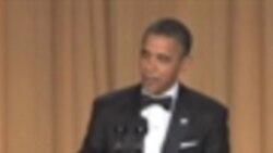白宫记者晚宴