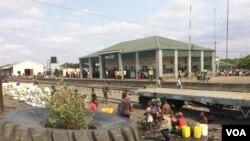 Estação de Moatize, Moçambique