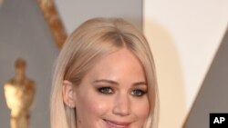 88th Academy Awards - Jennifer Lawrence