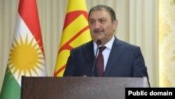 ئەحمەد کانی ئەندامی ئەنجومەنی سەرکردایەتی پارتی دیموکراتی کوردستان
